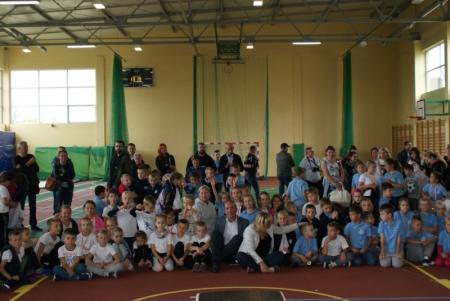 Zawody jesienne klas I - V Szkoły Podstawowej 2019