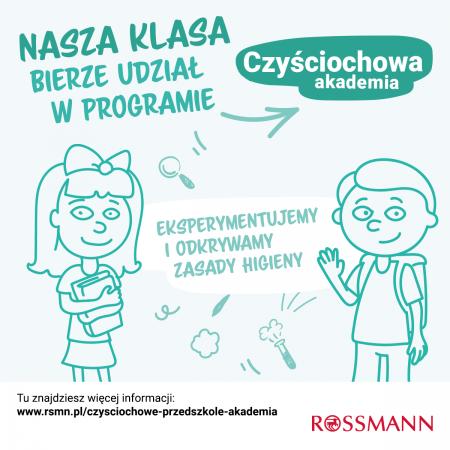 Czyściochowa Akademia Rossmann