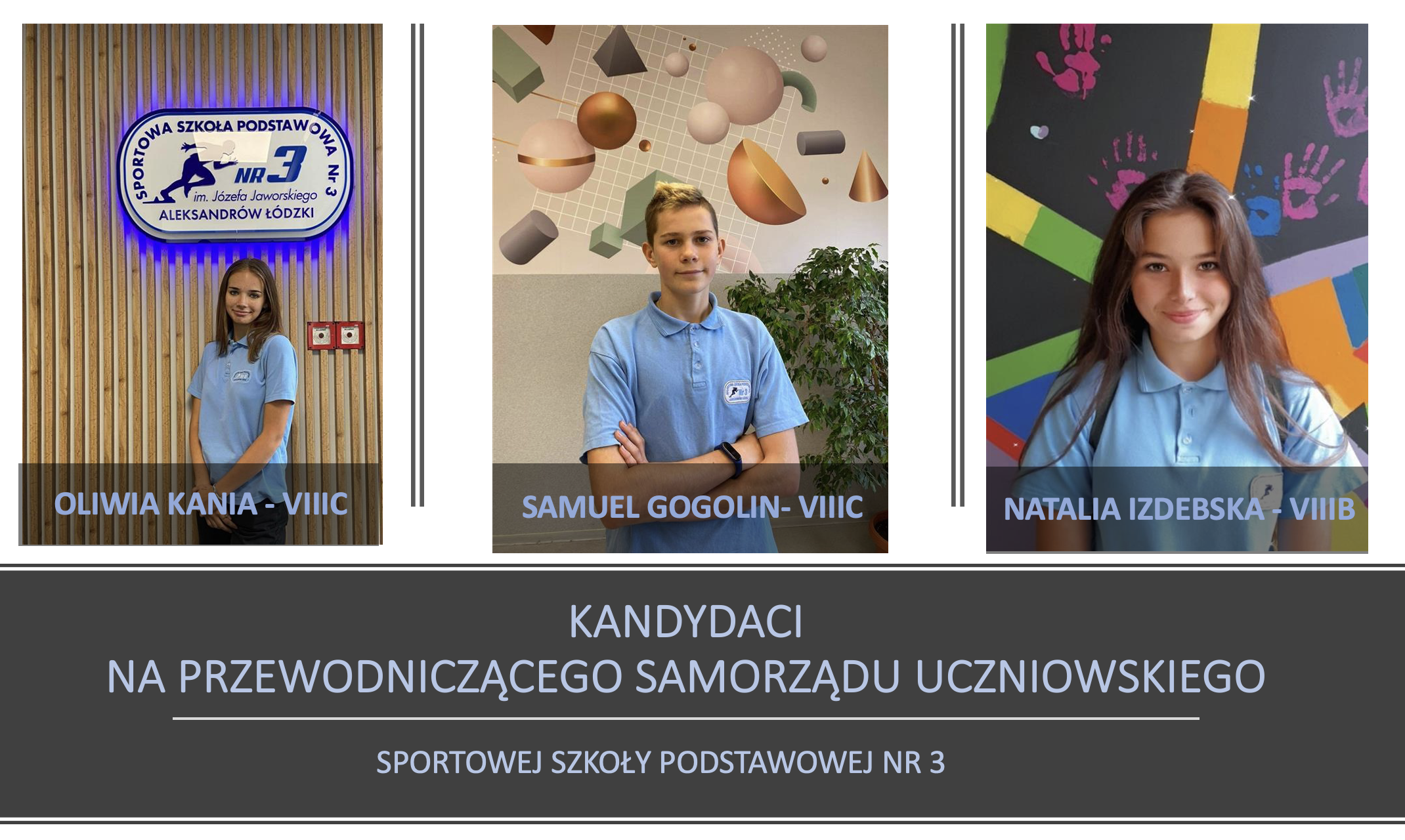 Samorząd Uczniowski 2021/2022 - wybrany!!!