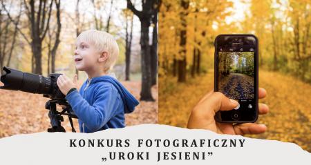 UROKI JESIENI - konkurs fotograficzny!!!