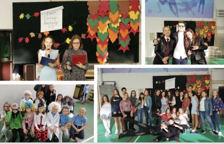 Obchody Dnia Edukacji Narodowej w naszej szkole!!!